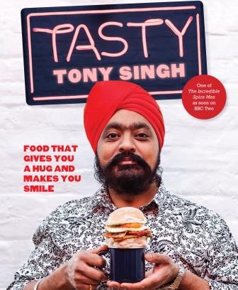 Tasty Tony singh jacket cover